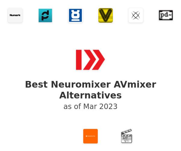 Best Neuromixer AVmixer Alternatives