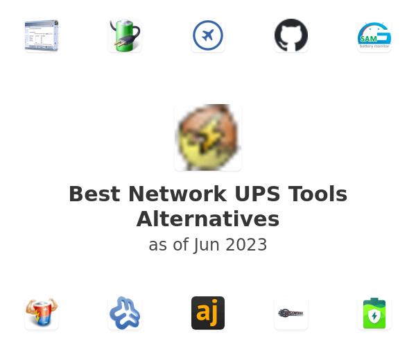 Best Network UPS Tools Alternatives