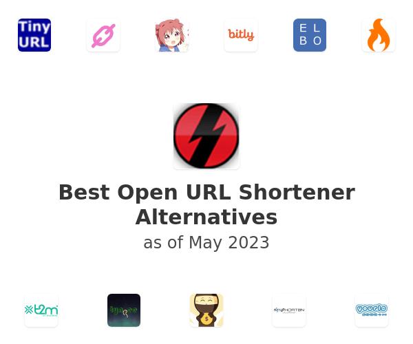 Best Open URL Shortener Alternatives