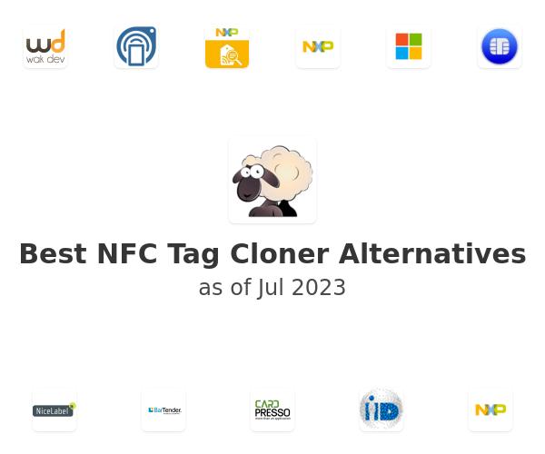 Best NFC Tag Cloner Alternatives