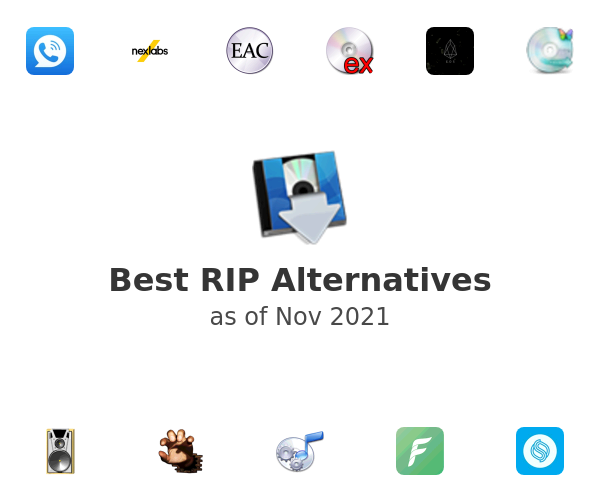 Best RIP Alternatives