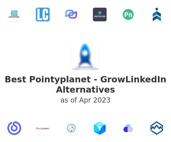 Best Pointyplanet - GrowLinkedIn Alternatives