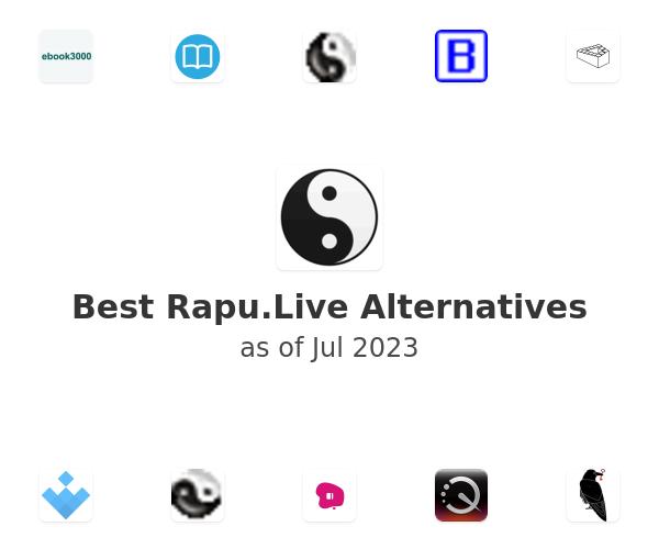 Best Rapu.Live Alternatives
