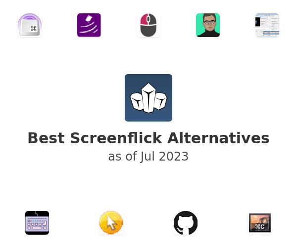 Best Screenflick Alternatives