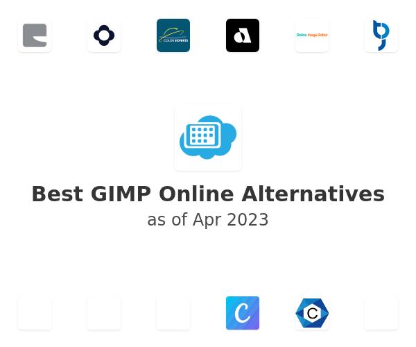 Best GIMP Online Alternatives