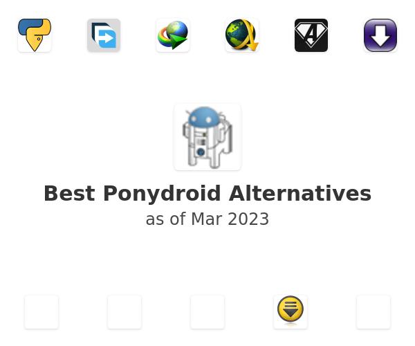 Best Ponydroid Alternatives