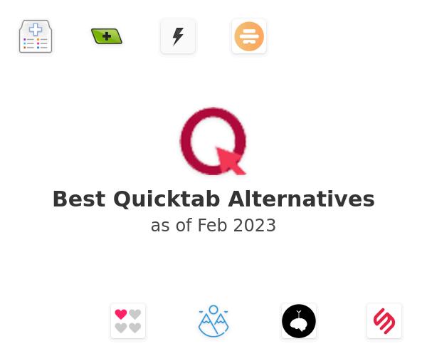 Best Quicktab Alternatives