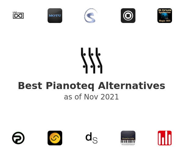 Best Pianoteq Alternatives