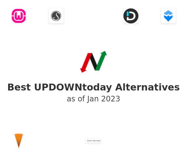 Best UPDOWNtoday Alternatives