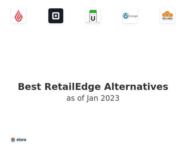Best RetailEdge Alternatives