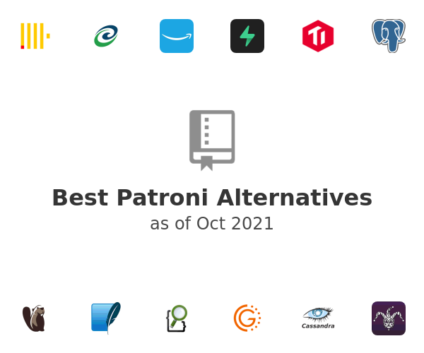 Best Patroni Alternatives