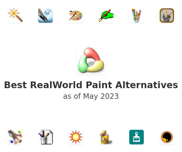 Best RealWorld Paint Alternatives