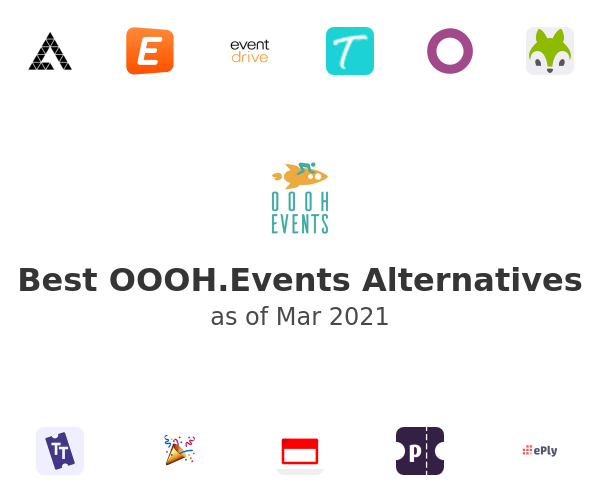 Best OOOH.Events Alternatives