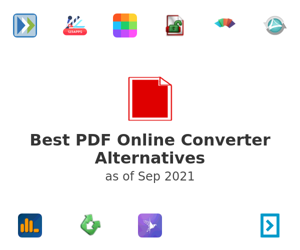 Best PDF Online Converter Alternatives