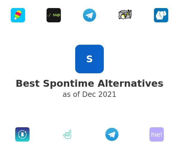 Best Spontime Alternatives