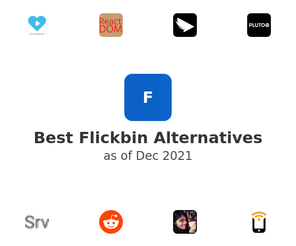 Best Flickbin Alternatives