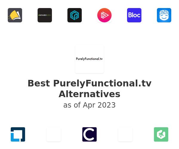 Best PurelyFunctional.tv Alternatives
