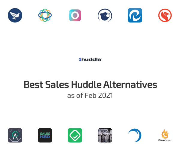 Best Sales Huddle Alternatives