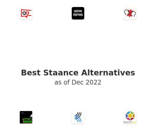 Best Staance Alternatives