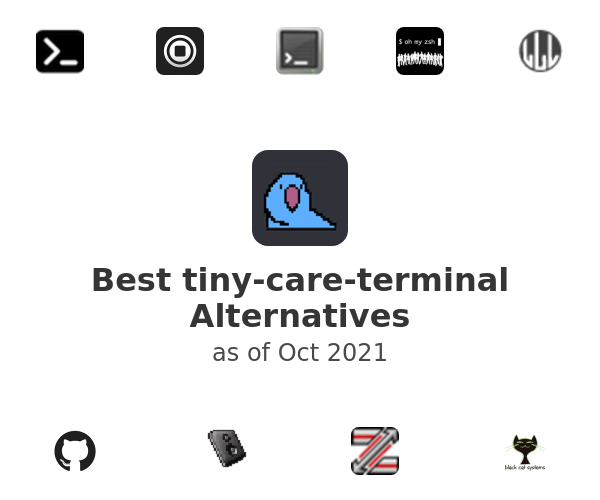 Best tiny-care-terminal Alternatives