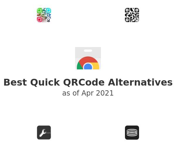 Best Quick QRCode Alternatives