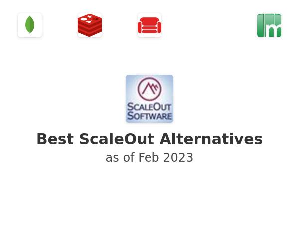 Best ScaleOut Alternatives