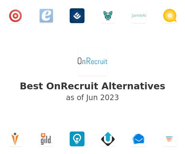 Best OnRecruit Alternatives