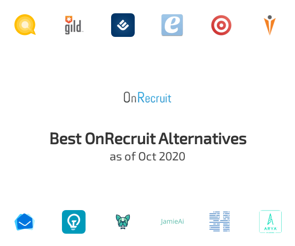 Best OnRecruit Alternatives