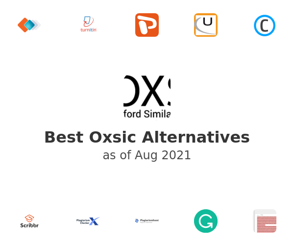 Best Oxsic Alternatives