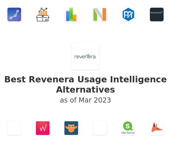 Best Revenera Usage Intelligence Alternatives