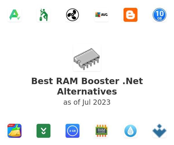 Best RAM Booster .Net Alternatives