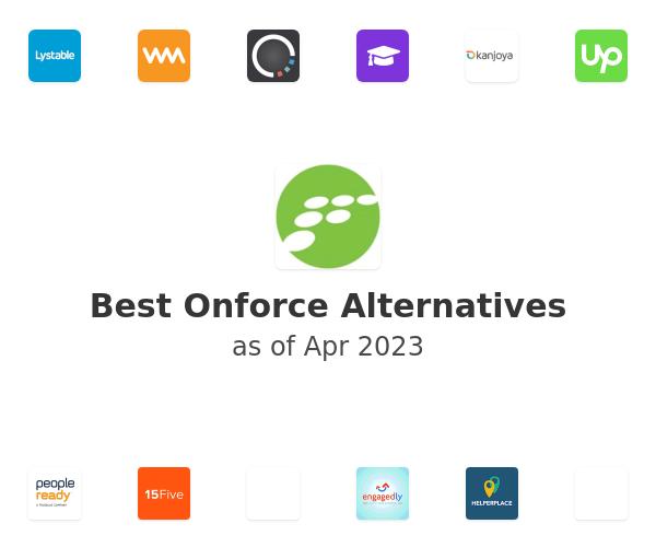 Best Onforce Alternatives