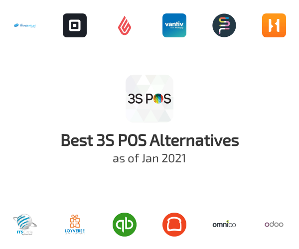 Best 3S POS Alternatives