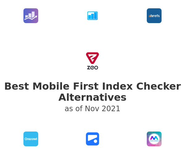 Best Mobile First Index Checker Alternatives