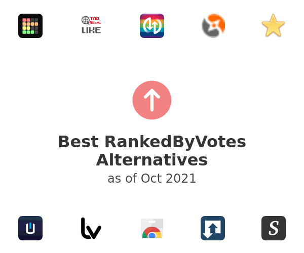 Best RankedByVotes Alternatives