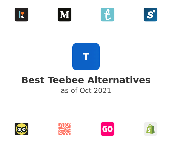 Best Teebee Alternatives
