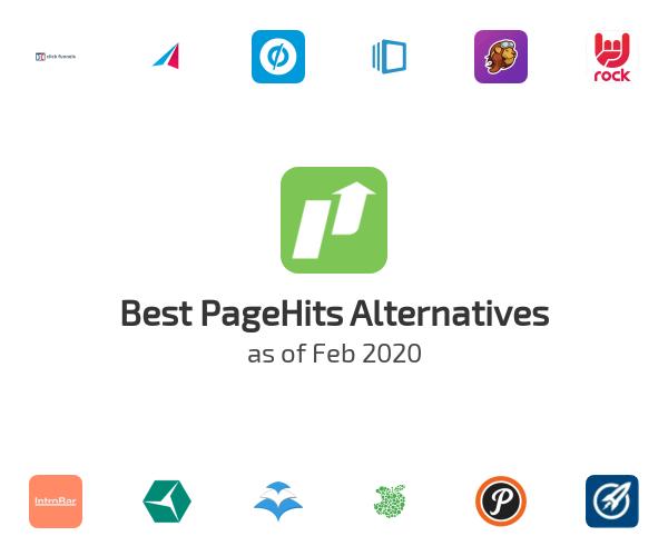 Best PageHits Alternatives