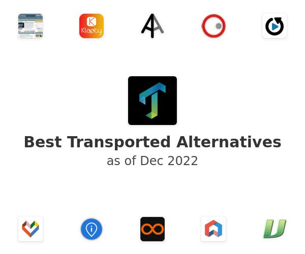 Best Transported Alternatives