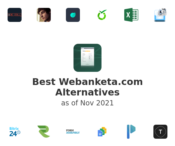 Best Webanketa.com Alternatives