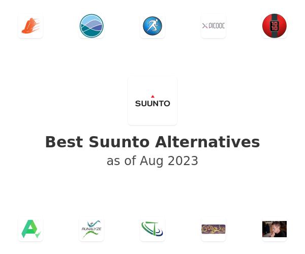 Best Suunto Alternatives