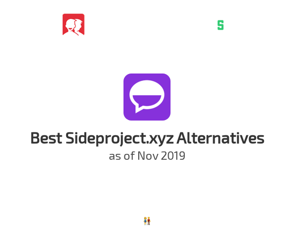 Best Sideproject.xyz Alternatives