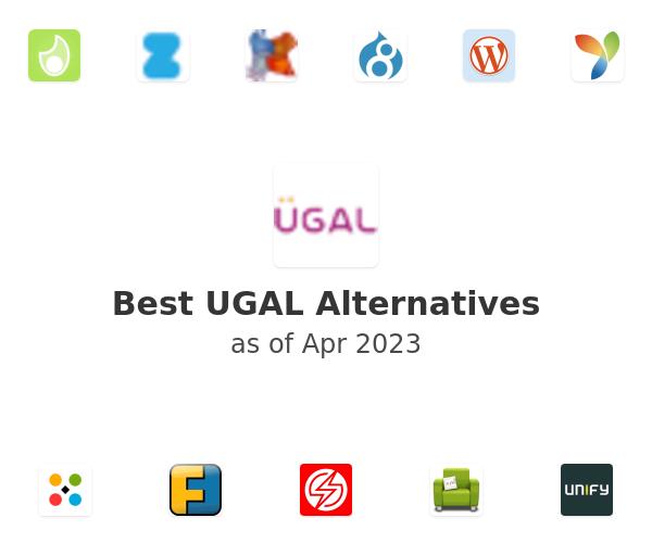 Best UGAL Alternatives