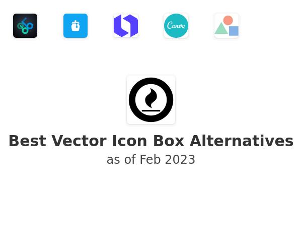 Best Vector Icon Box Alternatives