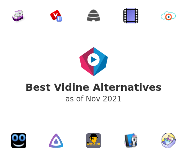 Best Vidine Alternatives