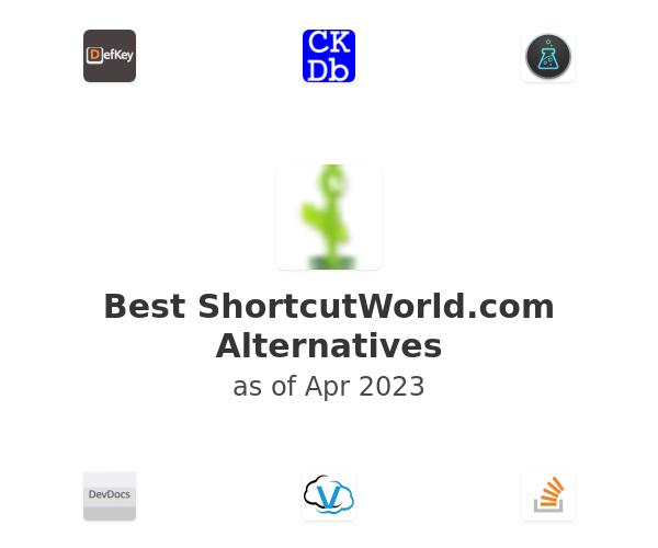 Best ShortcutWorld.com Alternatives
