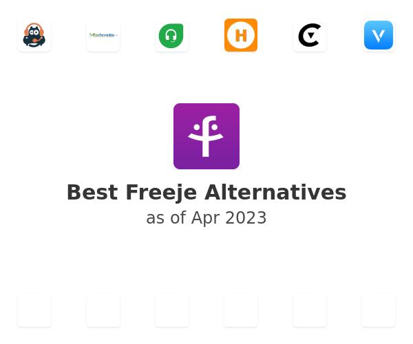 Best Freeje Alternatives