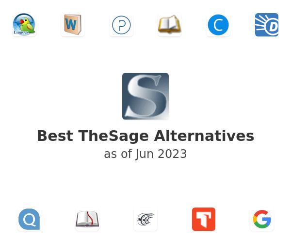 Best TheSage Alternatives