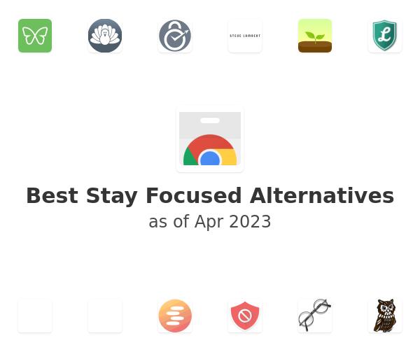 Best Stay Focused Alternatives