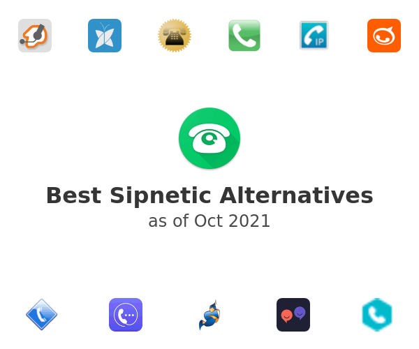 Best Sipnetic Alternatives