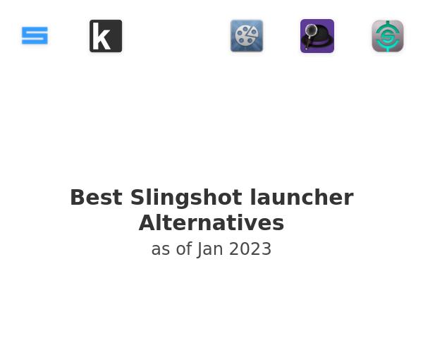 Best Slingshot launcher Alternatives